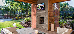 Residential Outdoor TVs in Long Beach, CA