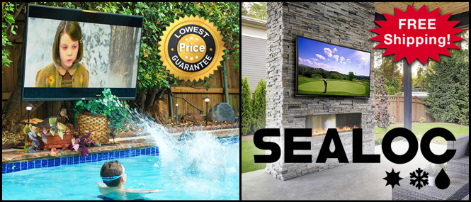 Sealoc Outdoor Televisions