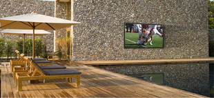 Commercial Grade Outdoor TV and Speaker Sales in Long Beach, CA
