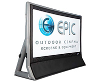 EPIC Outdoor Cinema E-SL 9