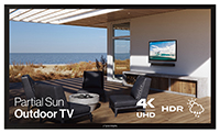 "55"" Furrion Aurora Partial Sun Outdoor TV"