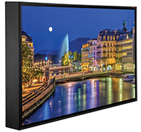 55-inch Peerless-AV Xtreme Outdoor Display