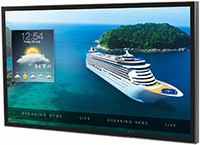 55-inch Peerless-AV Xtreme High Bright Outdoor Display