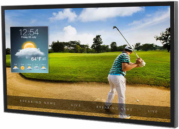 65-inch Peerless-AV Xtreme High Bright Outdoor Display