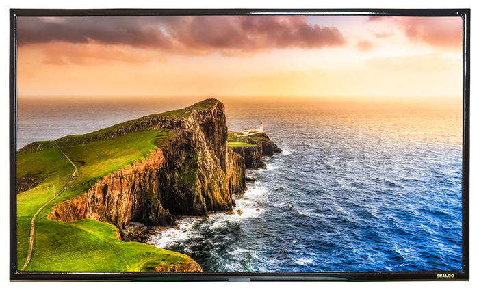 43-inch Sealoc Coastal Samsung Series